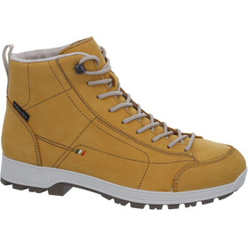 High Colorado Sölden Mid High Tex Trekkingschuhe Damen camel